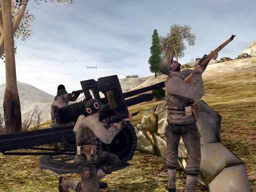 Battlefield 1942: The Road to Rome - Информация и Официальные скриншоты 8шт