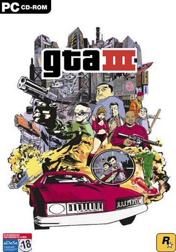 Grand Theft Auto III - GTA III - 7 лет