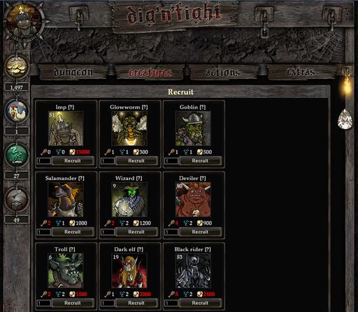 Dungeon Keeper - Онлайн продолжение Dungeon Keeper