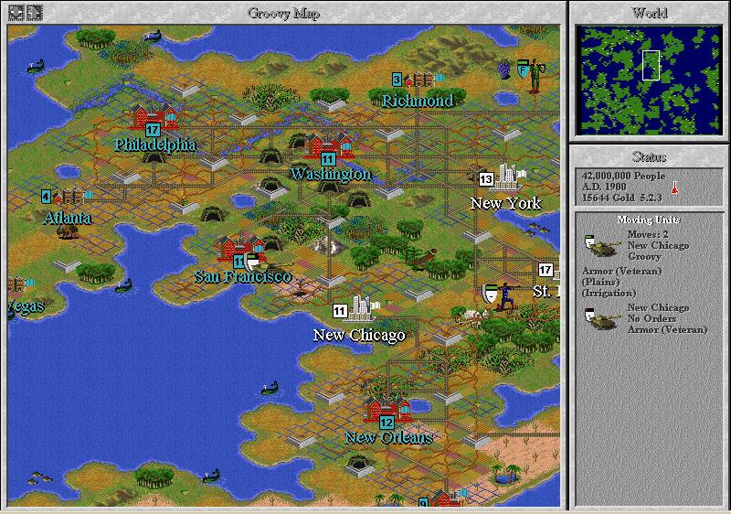 игра цивилизация 2 русская версия скачать бесплатно - фото 11