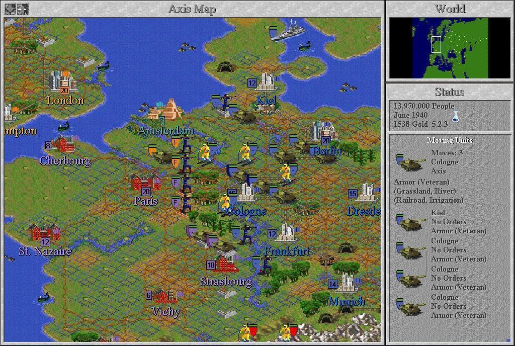 игра цивилизация 2 русская версия скачать бесплатно - фото 2