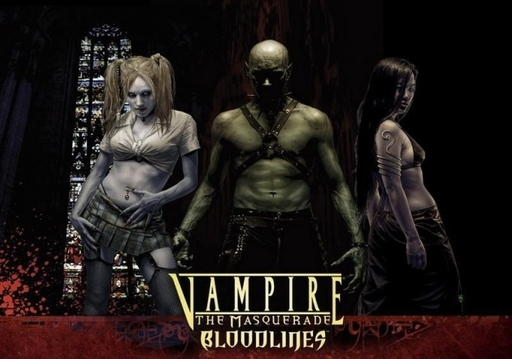 Vampire: The Masquerade — Bloodlines - Еще арт