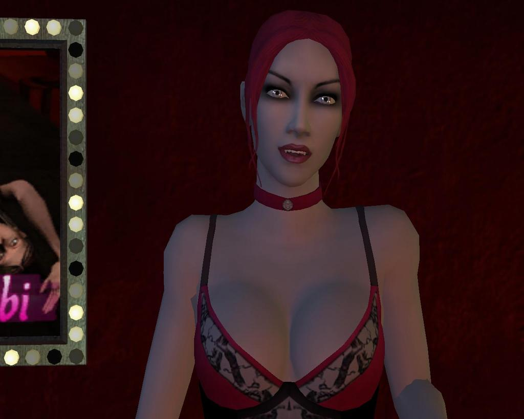 Секс vampire the masquerade bloodlines