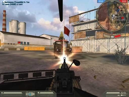 Battlefield 2 - Скриншоты + Интро