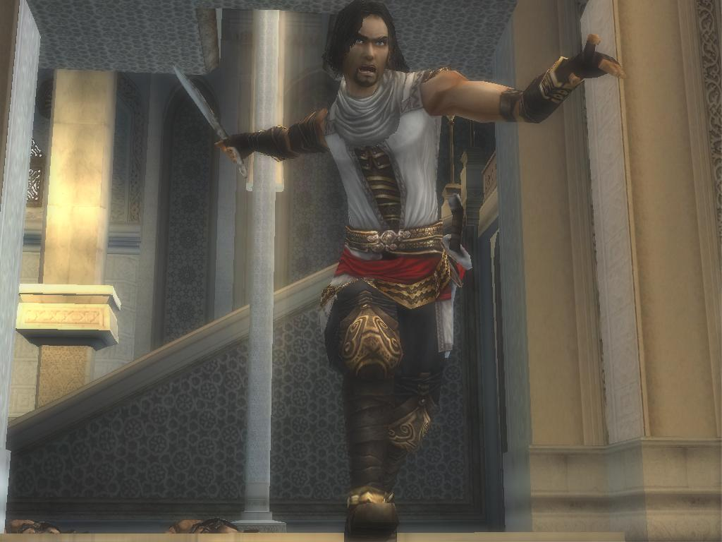 принц персии полное прохождение игры