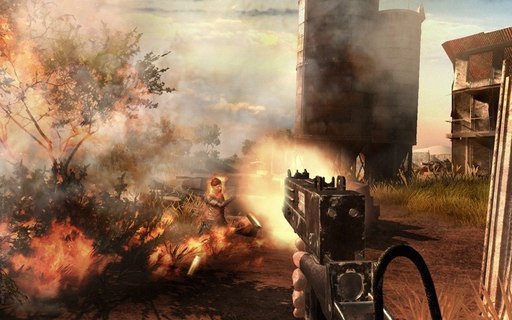 Far Cry 2 - Screenshots