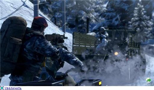 Battlefield: Bad Company 2 - Новые скриншоты Battlefield: Bad Company 2