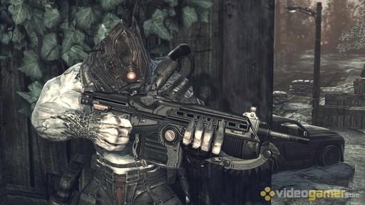 Gears of War 2 - скриншоты