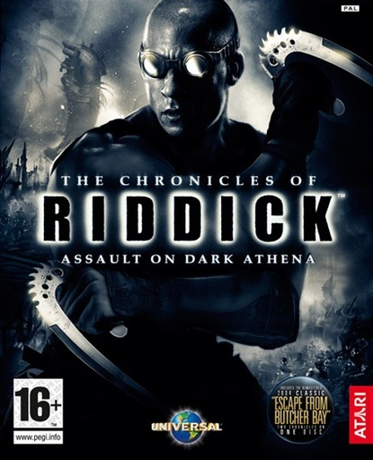The Chronicles of Riddick: Assault on Dark Athena: Обзор