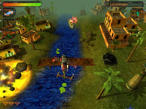 Крылатая мясорубка 2: Буря в пустыне - Подборка скриншотов