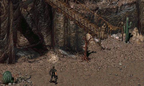 Fallout 2 - Экскурсия по случайным встречам на просторах Fallout 2