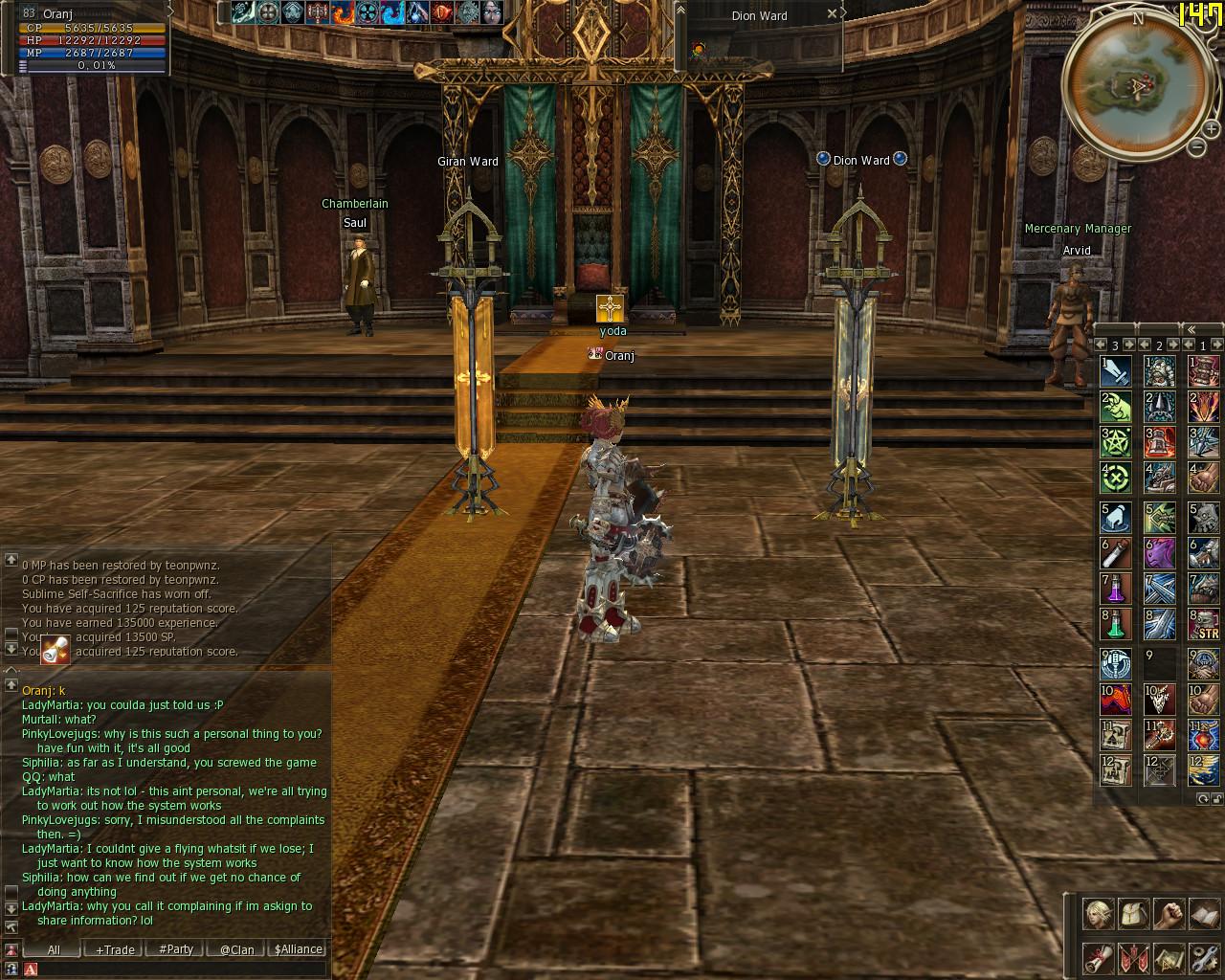 lineage ii иконки кланов: