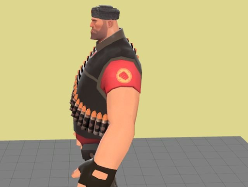 Team Fortress 2 - Ушанка для пулеметчика
