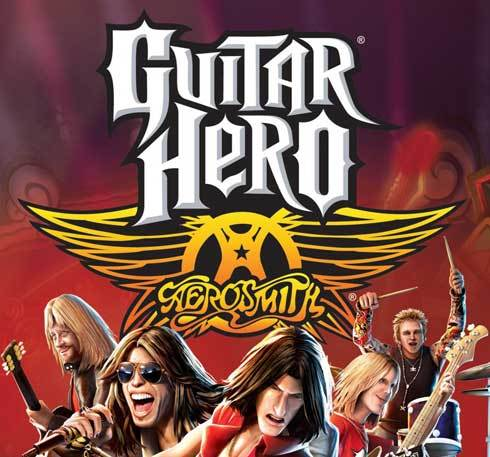 Guitar Hero: Aerosmith - Треклист