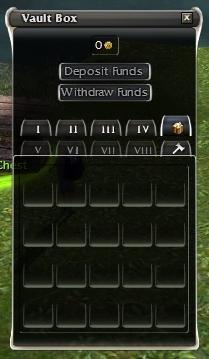 Guild Wars - Дополнительная ячейка в хранилище