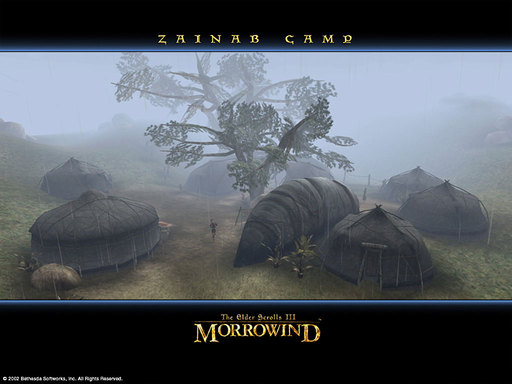 Elder Scrolls III: Morrowind, The - Обои