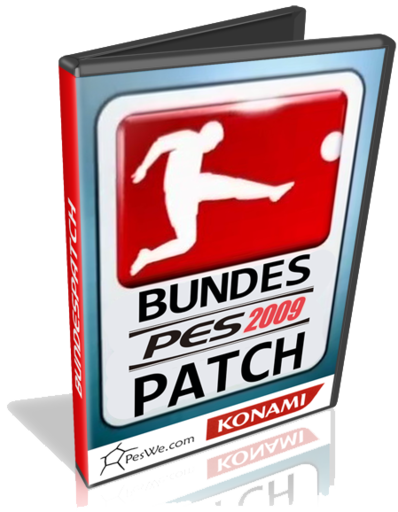 Bundes Patch for PES 2009
