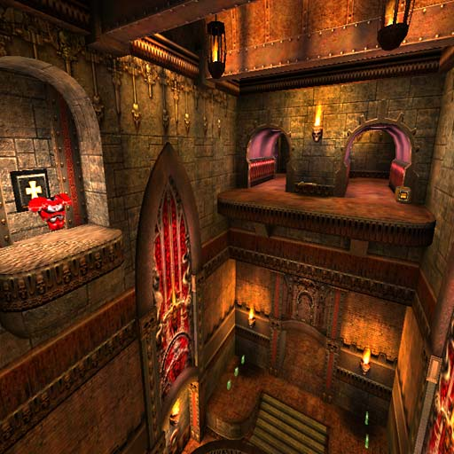 "Quake 3 arena ""the 100 map pack сборник карт"" файлы патч."