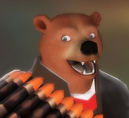 Heavy-bear — Team Fortress 2 — Игры — Gamer.ru: социальная