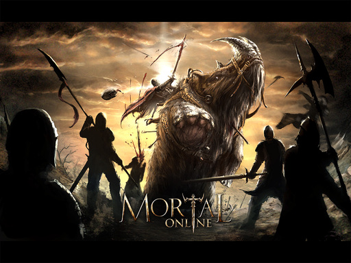 Mortal Online - Wallpapers
