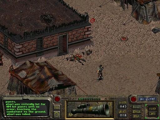 Fallout 2 - Fallout или феномен избранного