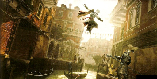 Assassin's Creed II - Assassin's Creed 2 выйдет 17 ноября