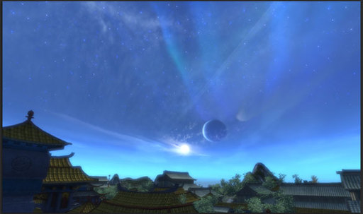 Stargate Worlds - New unoffical images of planets.