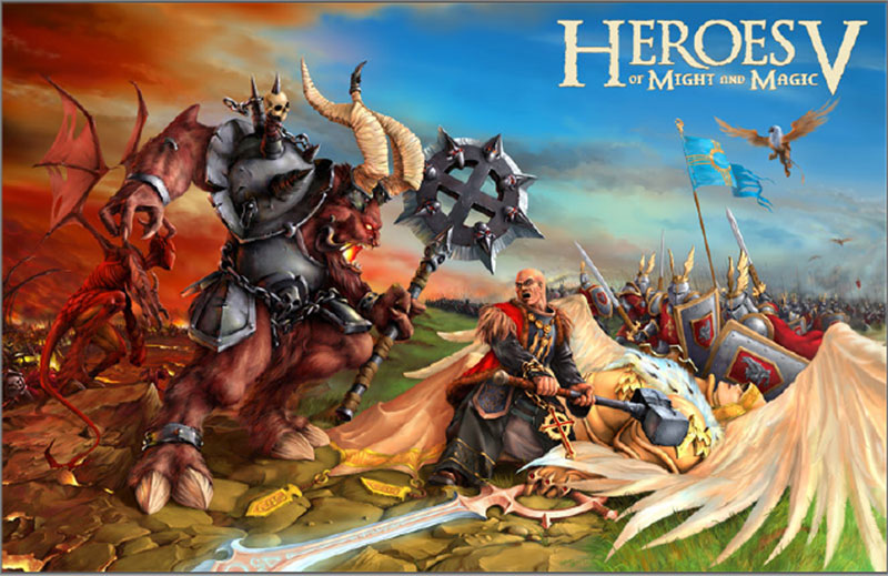 Heroes Of Might And Magic V - Повелители Орды 3.1