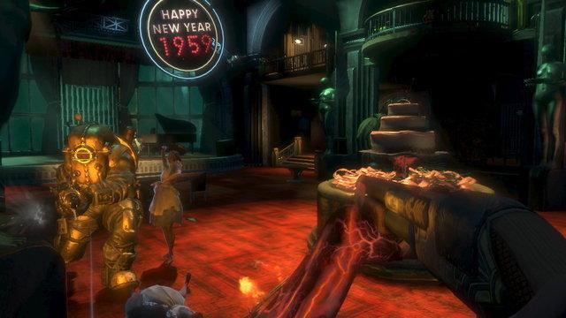 f20c82c2 Мультиплеер, что нас ждет. — BioShock 2 — Игры — Gamer.ru ...