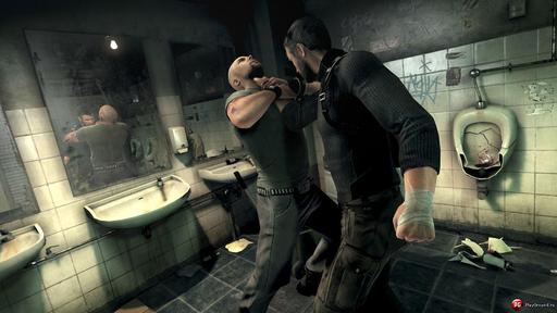 Tom Clancy's Splinter Cell: Conviction - 3 новых скриншота!
