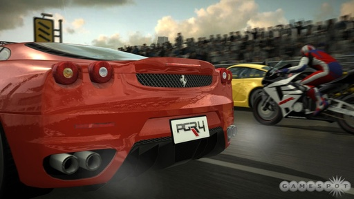 Project Gotham Racing 4 - Обзор
