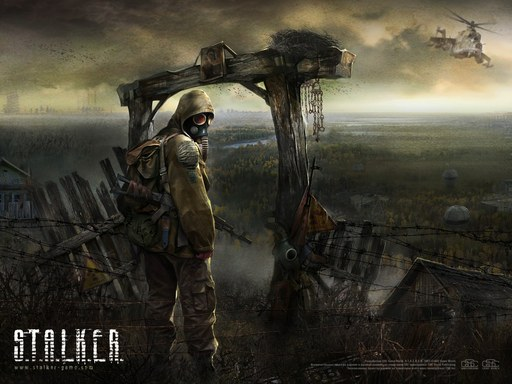 S.T.A.L.K.E.R.: Shadow of Chernobyl - Продолжение обоев