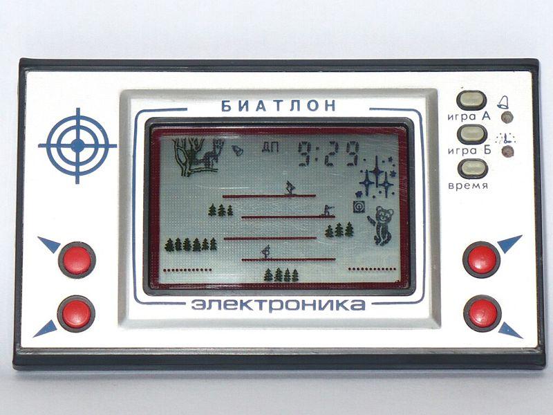"""Игры серии """"Электроника"""""""