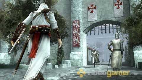 Assassin's Creed II - Скриншоты Assassin's Creed Bloodlines для PSP