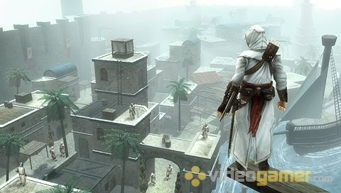 Скриншоты Assassin's Creed Bloodlines для PSP