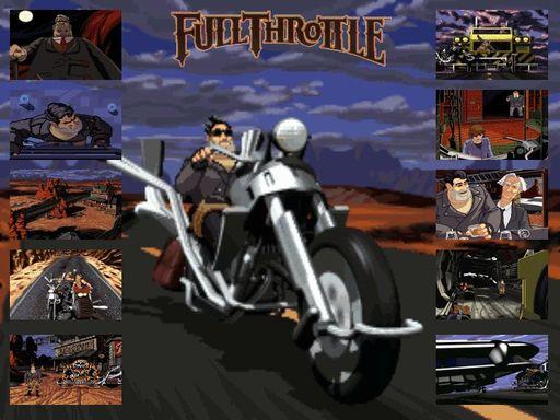 Full Throttle - Еще одна подборка скринов и не только