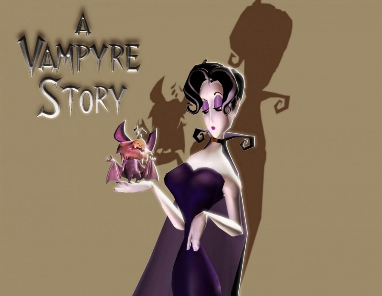 Прохождение Игры A Vampyre Story