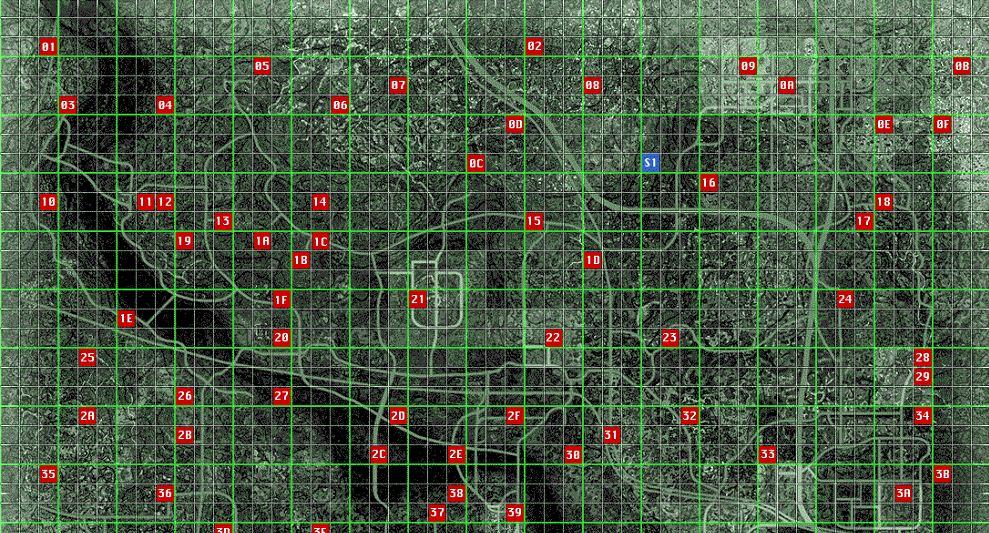 интерактивная карта пупсов