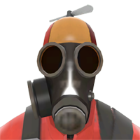 Team Fortress 2 - Играем за Pyro