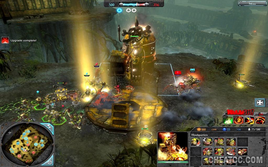 Читы warhammer 40000 dawn of war 2 chaos rising