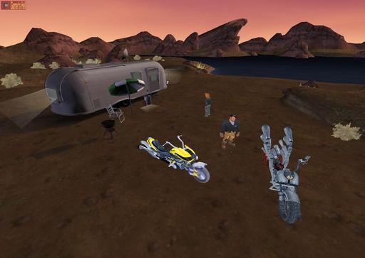 Full Throttle - Full Throttle 2: Hell on Wheels