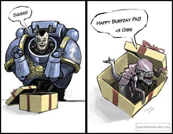 Поздравления с днем рождения орка