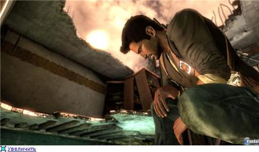 Uncharted 2: Among Thieves - Новые скриншоты