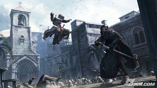 Assassin's Creed - Однообразность