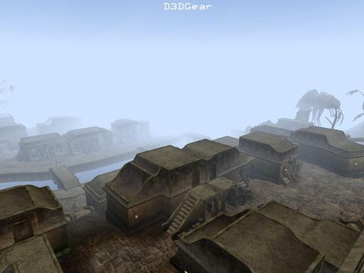 Elder Scrolls III: Morrowind, The - Обзорная экскурсия по городам Вварденфелла