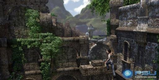 Uncharted: Drake's Fortune - Cкриншоты