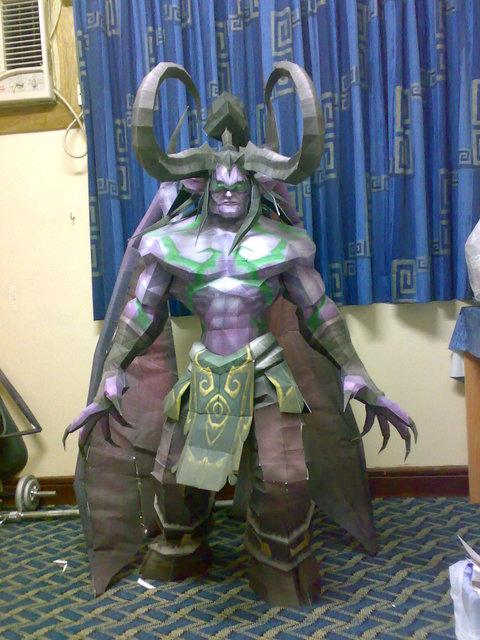 Warcraft своими руками