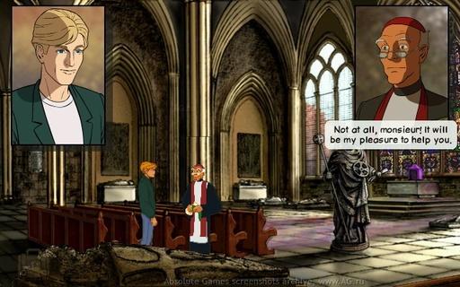 Сломанный меч. Тень тамплиеров - Broken Sword: Shadow of the Templars Director's Cut