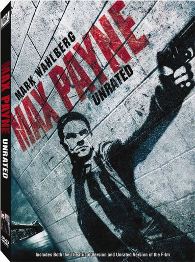 Max Payne - Max Payne Unrated