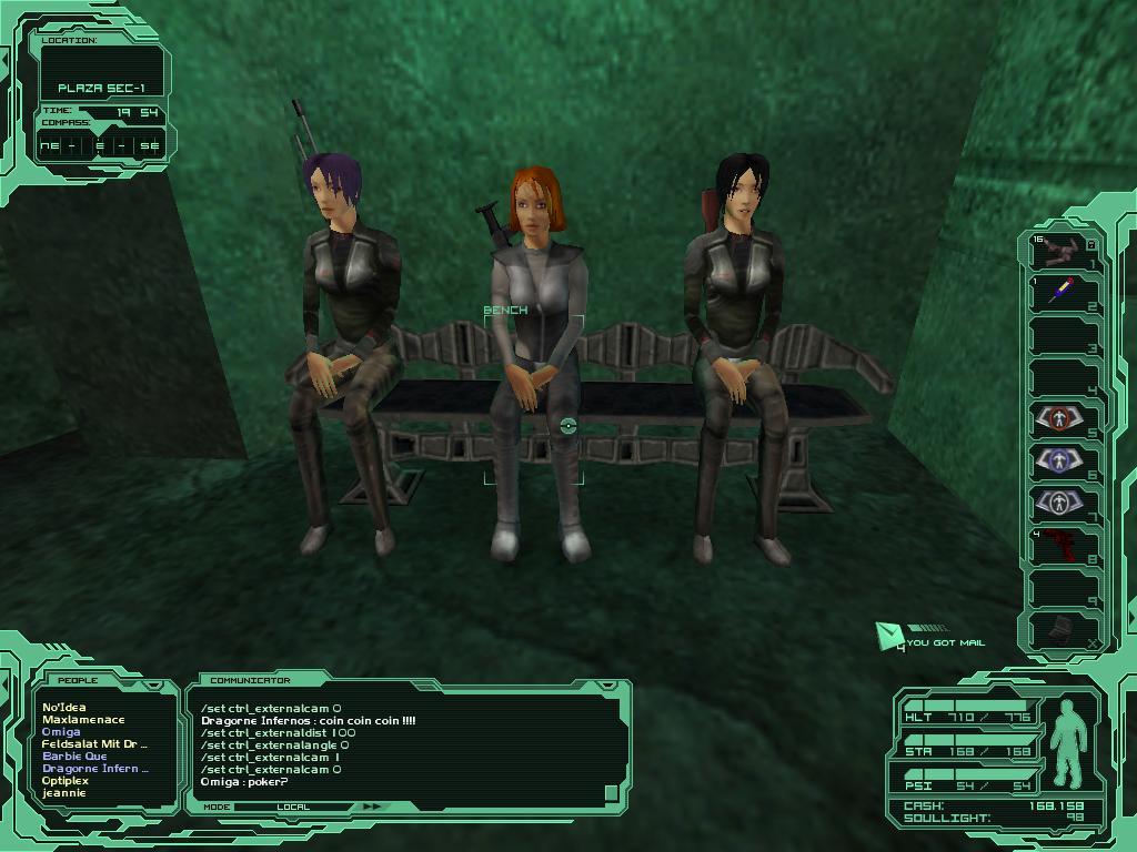 Neocron 2.2. Evolution. Припарируем зверя — Neocron — Игры — Gamer ...